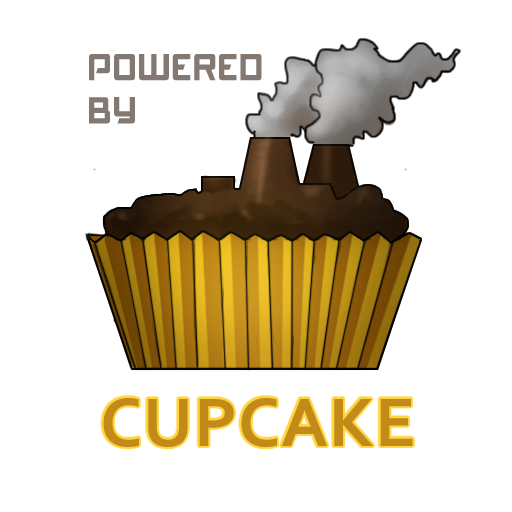 Powered by Team Cupcake